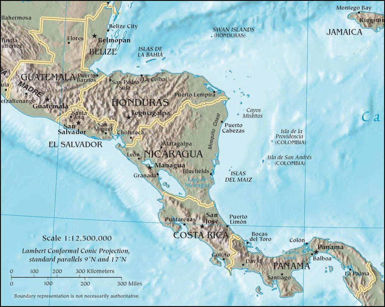 Opera Mundi: Hoje na História: 1821 - Ata de Independência da América  Central é assinada