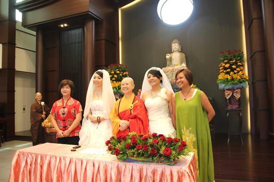 Auguri Matrimonio Buddista : Opera mundi taiwan celebra primeiro casamento budista gay