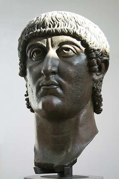 O imperador buscou excluir toda a presença do paganismo - Wikicommons