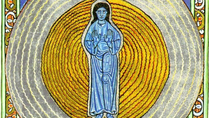 Conheça a monja medieval que foi pioneira ao descrever orgasmo do ponto de vista de uma mulher Virginia Mendoza | Madri | Yorokobu - 16/03/2016 - 10h00 4644234-16x9-700x394