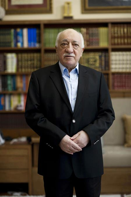 """Gülen: de aliado de Erdogan a """"terrorista"""" (Foto: Agência Efe)"""