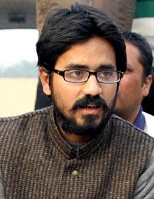 Aseem Trivedi publicou uma charge que parodiava o símbolo nacional hindu e ficou quatro dias preso