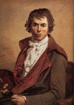 Auto-retrato (1794) / Wikicommons