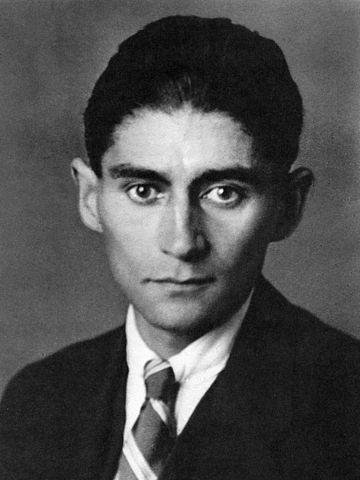 Franz Kafka: famoso no mundo, praticamente ignorado no país natal (Foto: Wikimedia Commons)