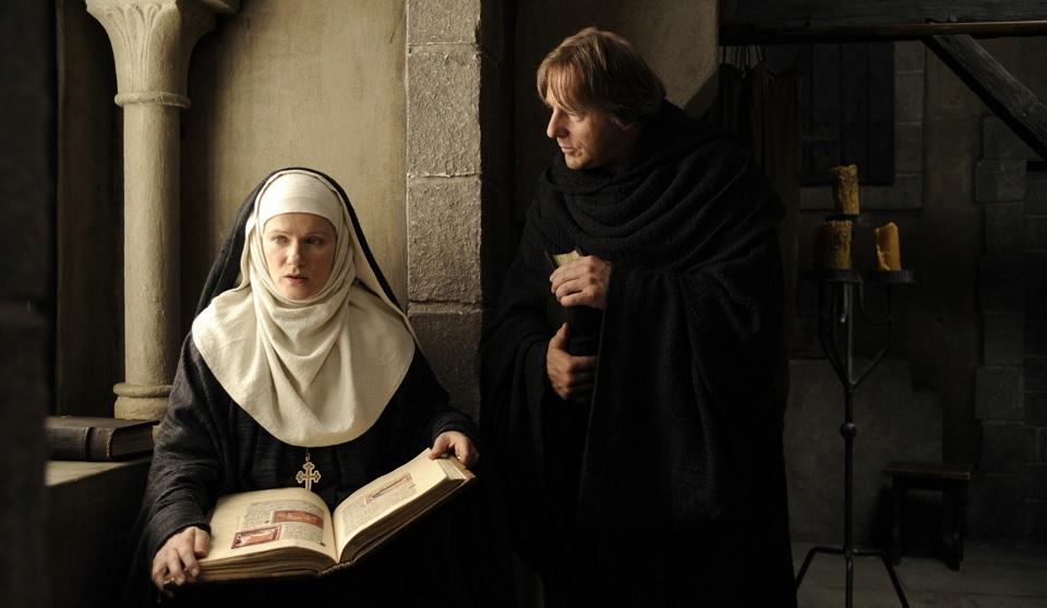 Conheça a monja medieval que foi pioneira ao descrever orgasmo do ponto de vista de uma mulher Virginia Mendoza | Madri | Yorokobu - 16/03/2016 - 10h00 Monja%281%29
