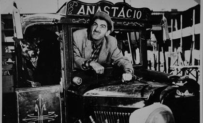 """""""Sai da Frente"""", o primeiro filme de Mazzaroppi / Divulgação Funarte"""