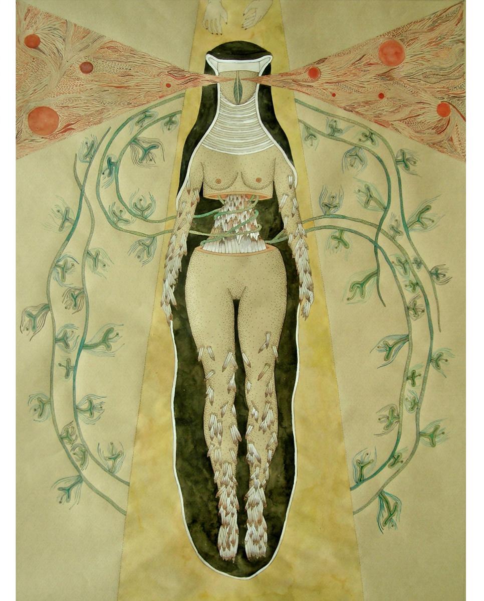 Conheça a monja medieval que foi pioneira ao descrever orgasmo do ponto de vista de uma mulher Virginia Mendoza | Madri | Yorokobu - 16/03/2016 - 10h00 SantaOrgasmo%281%29