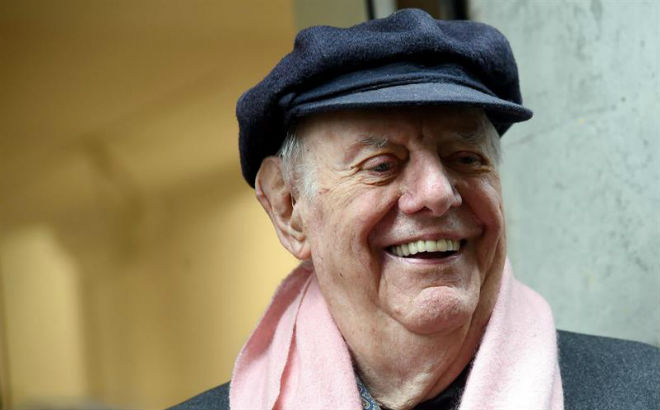 IMG DARIO FO, Actor, Playwright, Comedian, Singer, Theatre Director