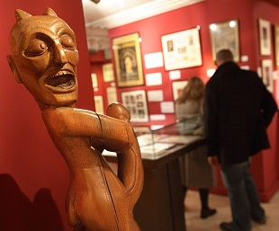Sylvain Sonnet / Musee de l'Erotisme