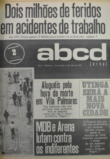 Reprodução - ABCD Jornal