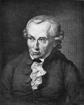 Immanuel Kant - Wikicommons