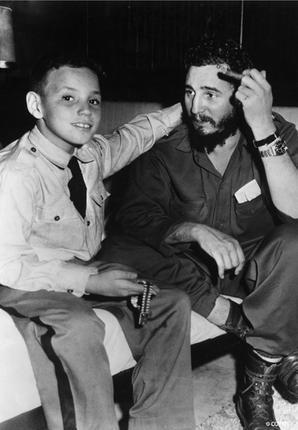 Fidelito, filho de Fidel Castro (Foto: Cubadebate)