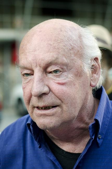 Galeano em junho de 2012