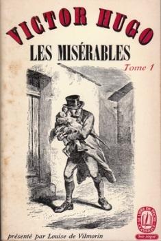 Capa de edição francesa dos anos 1960