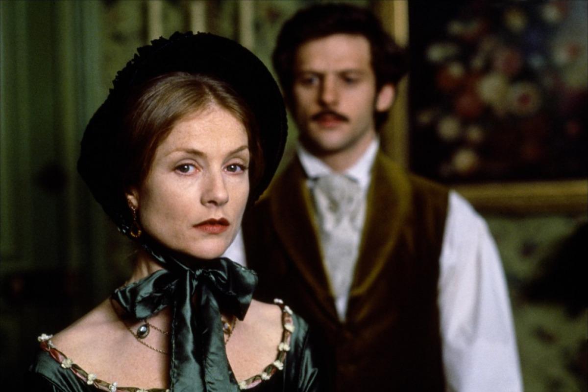 imagery of madame bovary Nella normandia ottocentesca, emma, la figlia di un fattore, sposa charles bovary, un giovane medico, ma giunge ben presto ad annoiarsi di lui e della sua vita.