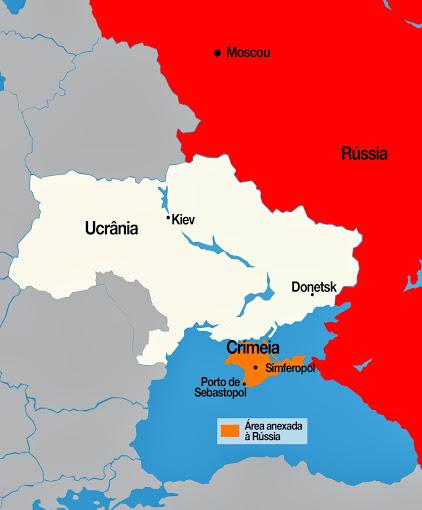 Opera Mundi  Anexao de Crimeia  Rssia  destaque da semana em