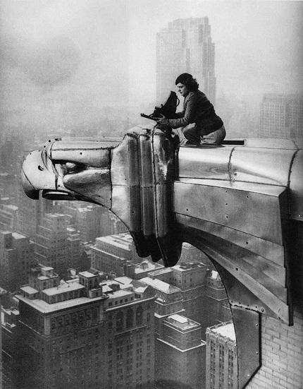 Fotógrafa Margaret Bourke-White no acervo do National Women's History Museum
