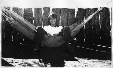 Margareth Rago em 1979 / Arquivo pessoal