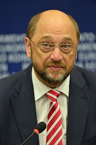 Alemão Martin Schulz