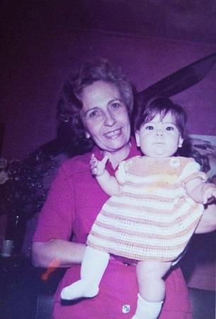Noemi Ester, morta pelo governo argentino na Espanha (Foto: Arquivo pessoal)