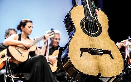 'A viola é o coração da música brasileira', definiu pesquisadora Rosa Nepomuceno. Foto: Edi Souza / Studio Artes