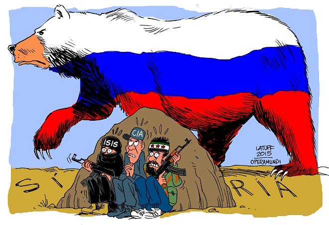 Resultado de imagem para CHEGADA DOS RUSSOS NA SIRIA