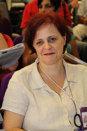 Pesquisadora Sara Granemann, da UFRJ