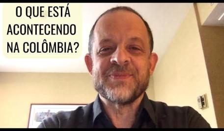 #AOVIVO - 20 Minutos Internacional: O que está acontecendo na Colômbia?