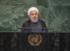 Presidente do Irã diz que Trump pratica 'terrorismo econômico' com sanções ao país