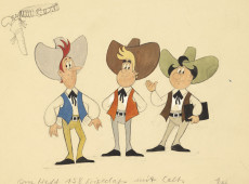 Dig, Dag, Digedag: Exposição em Leipzig relembra heróis dos quadrinhos da Alemanha Oriental