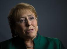 Ativistas dos direitos humanos 'estão sob ataque', diz nova comissária para Direitos Humanos da ONU, Michelle Bachelet