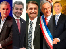 Às vésperas da eleição, Bolsonaro articula aliança conservadora na América Latina