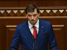 Presidente da Ucrânia recusa renúncia do primeiro-ministro do país