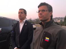 Leopoldo López comandou tudo, dizem deputados opositores sobre tentativa de golpe na Venezuela