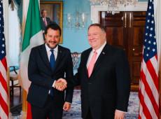 Em visita aos EUA, Salvini diz concordar com 'preocupações' de Trump sobre o Irã
