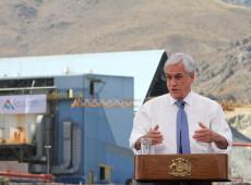 Deputados chilenos entram com processo que pode levar a impeachment de Piñera