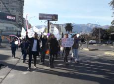 Professores da rede pública do Chile inciam greve por tempo indeterminado
