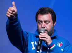 Líder da ultradireita se nega a apoiar demissão de acusado de corrupção e abre crise política na Itália