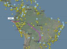 O 'périplo' de Morales: avião com boliviano foi proibido de sobrevoar vários países na rota até o México