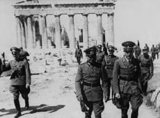 Grécia pede que Alemanha negocie reparações de guerra