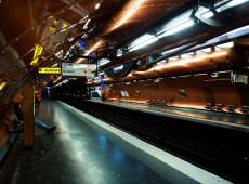 Contra reforma da Previdência na França, Paris tem a maior greve do metrô em 12 anos