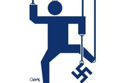 Charge do Carvall: O nazi-ministro Alvim