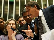 Por determinação judicial, Bolsonaro se retrata e pede desculpas públicas à deputada Maria do Rosário