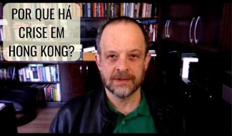 #AOVIVO - 20 Minutos Internacional: Por que há crise em Hong Kong?