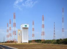Brasil vai fechar acordo com EUA para uso da Base de Alcântara, anuncia Bolsonaro