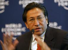 Ex-presidente de Peru Alejandro Toledo é preso nos EUA