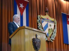 Miguel Díaz-Canel é eleito presidente de Cuba