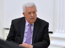 Presidente palestino anuncia suspensão de acordos assinados com Israel