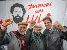 """""""Temo pela vida de Lula"""", diz Adolfo Esquivel, Nobel da Paz argentino"""
