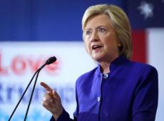 Hillary e Trump chegam praticamente empatados a primeiro debate presidencial